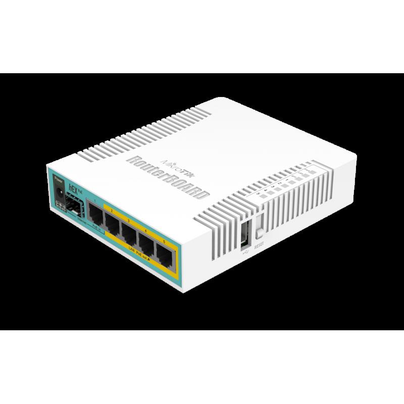 Rundstrålande inomhus antenn till Mikrotik Routrar 2.4-5GHz MMCX kontakt