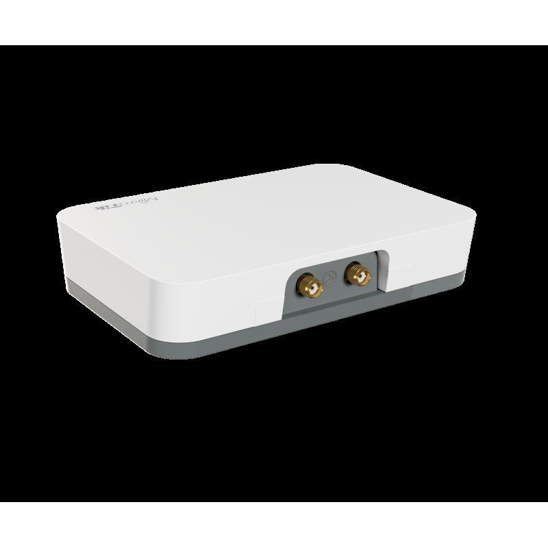 Pasiv PoE injektor med Lys diod skärmad Gigabit